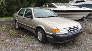 1991 Saab 9000