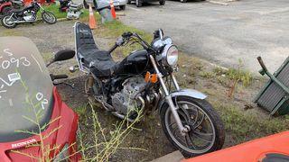 1981 YAMAHA MOTORCYCLE