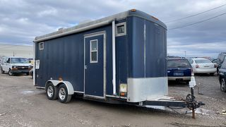 2005 JACOBSON TRAILER
