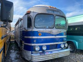 1948 GREYHOUND 35' CONVERSION RV