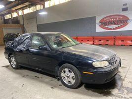 2002 Chevrolet Malibu