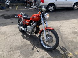 2005 Honda CMX250 (Rebel)
