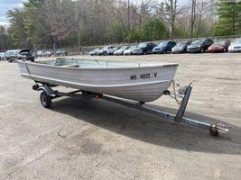 1968 Starcraft Aluminum Fishing Boat
