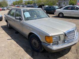 1990 Mercedes-Benz 420-Class