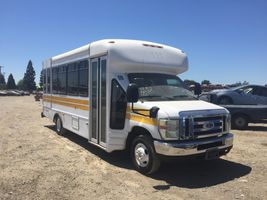 2008 Forest River Inc shuttle bus