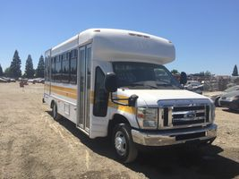 2010 Forest River Inc shuttle bus
