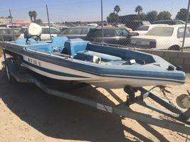 1978 RANGER 1850 Bass Boat