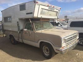 1972 Dodge Adventurer pick up