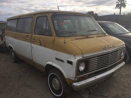 1974 GMC Vandura